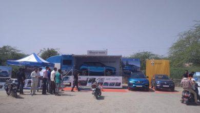 Photo of Renault India's Rural Float Initiative