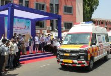 Photo of Tata Motors bags order of 115 ambulances from the Government of Gujarat