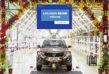 Photo of Tata Motors rolls out the 2,00,000th Nexon