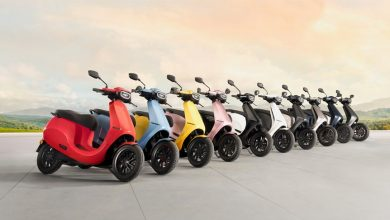 Photo of Ola Scooter to be offered in 10 colours