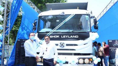 Photo of Ashok Leyland AVTR 4825 launched