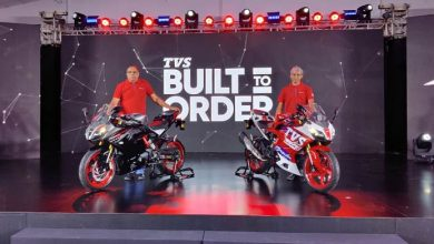 Photo of TVS launches Built To Order platform, started with Apache RR 310