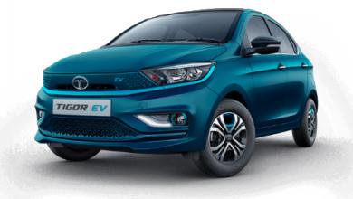 Photo of Tata Tigor EV launched, price starts at INR 11.99 Lakhs