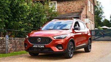 Photo of MG Motor India unveils Astor SUV