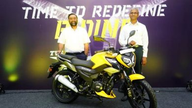 Photo of TVS Raider Launched, Starting at a price of Rs. 77,500 (ex-showroom, Delhi)