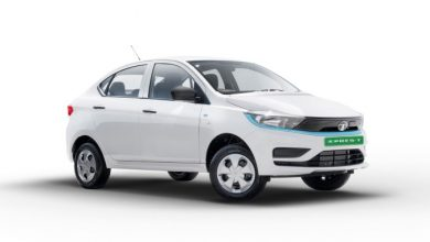 Photo of Tata XPRES-T Electric Sedan launched, pricing starts at Rs. 9.54 lakhs