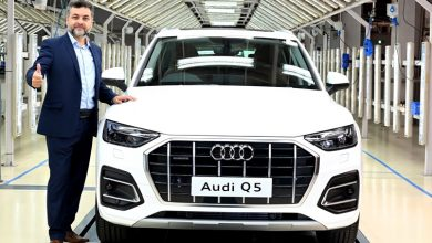 Photo of Audi India opens bookings for the Audi Q5