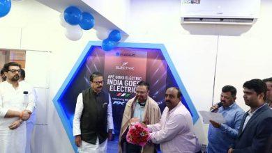 Photo of Piaggio Vehicles inaugurates Maharashtra's first electric three-wheeler experience centre in Mumbai