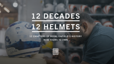 Photo of Royal Enfield launches an exclusive range of Limited Edition Helmets