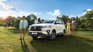 Photo of Toyota Innova Crysta Limited Edition Launched