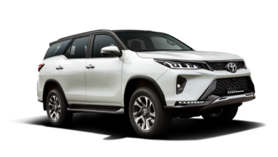 Photo of Toyota Legender 4X4 Launched
